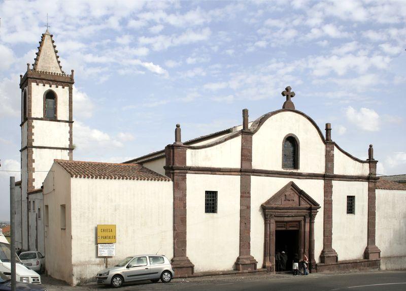 Macomer San Pantaleo