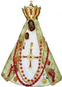 Nostra Signora di Valverde, venerata nell'omonimo Santuario campestre in Alghero. Festa: 26 Maggio