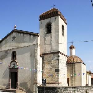 Magomadas Parrocchia