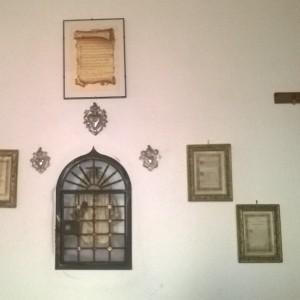 Santa Maria del Soccorso – particolare della Sacrestia