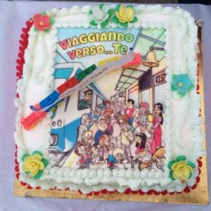 Torta Festa Del Ciao 8 Novembre 2015