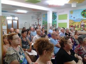 Incontro formativo Caritas - Salone della Parrocchia del Rosario