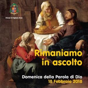 Copertina Brochure Domenica Parola di Dio