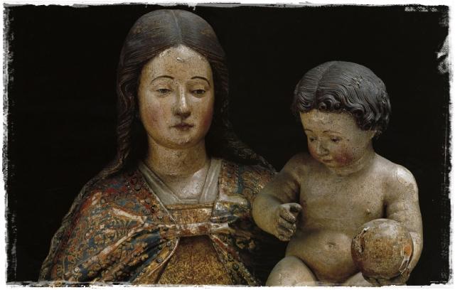 Antico simulacro Madonna di Bonaria