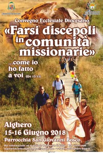 DIOCESI - Locandina Convegno Ecclesiale 2018